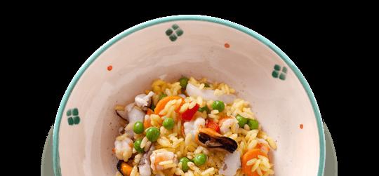 Paellaaquolina by finpesca ricette di pesce pronte made - Ricette monica bianchessi pronto in tavola ...