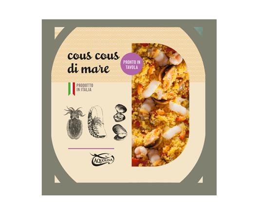 Couscous di mareaquolina by finpesca ricette di pesce - Ricette monica bianchessi pronto in tavola ...