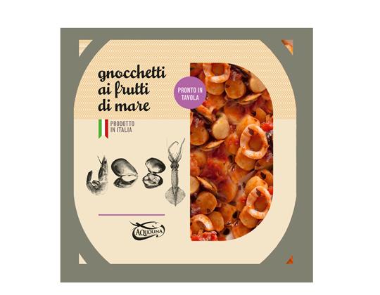 Gnocchetti ai frutti di mareaquolina by finpesca ricette - Ricette monica bianchessi pronto in tavola ...